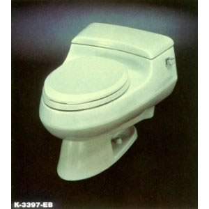 Kohler K-3397 San Raphael Toilet Replacement Parts