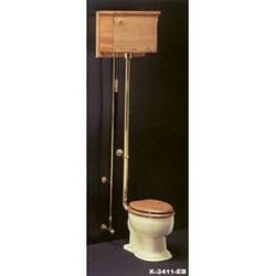 Kohler K-3411 Toilet Parts